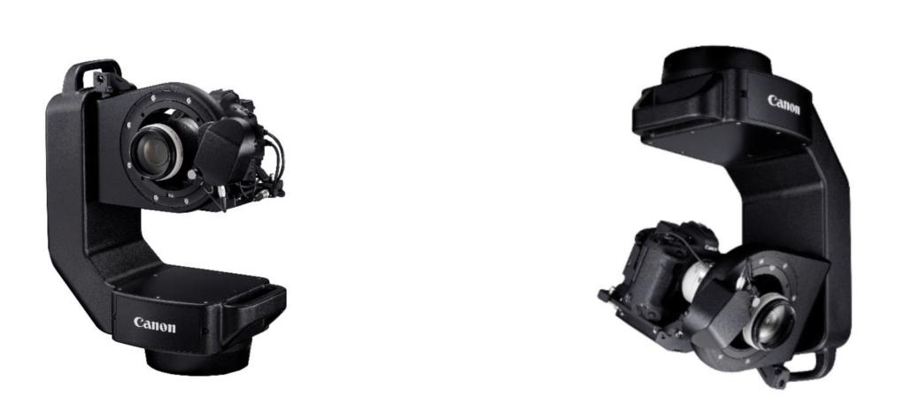 Canon y la fotografia robotica