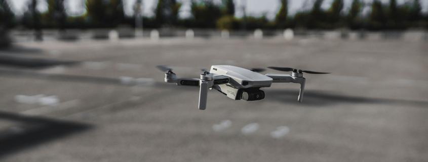drones para fotografía