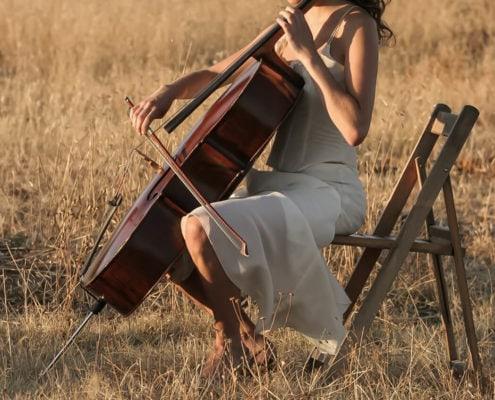 Bach Cello Suite 05