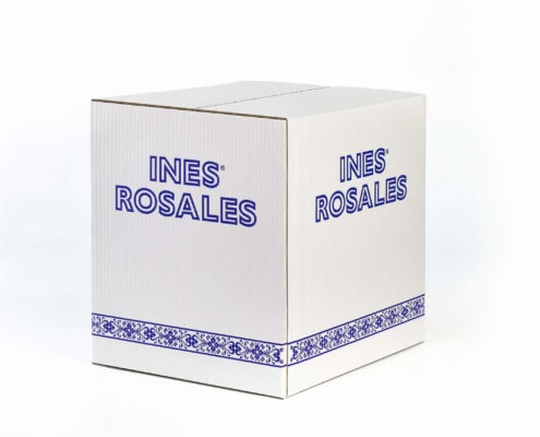 INÉS ROSALES BY EMILIO SIMÓN