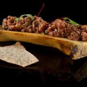 Emilio Simón Fotografia Gastronómica steak tartar