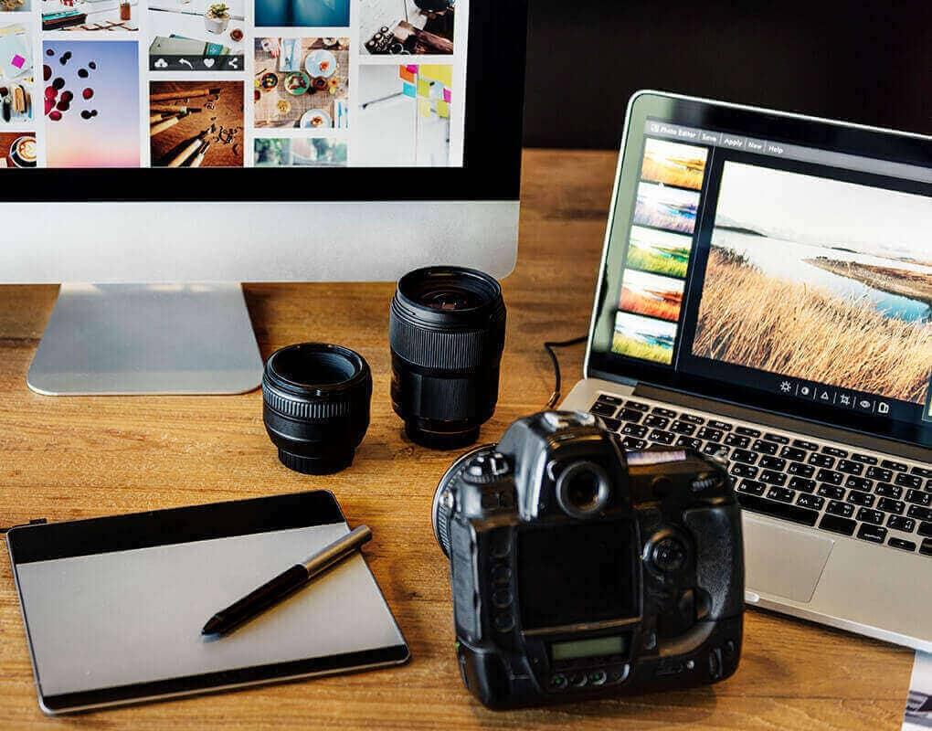 Emilio Simón: fotografía y tecnología