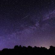 ¿Fotografiar una lluvia de estrellas? ¡Es posible!