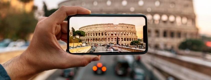 Trucos para hacer fotos con el móvil